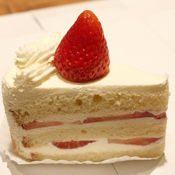 strawberry shortcake @ Panya Bakery