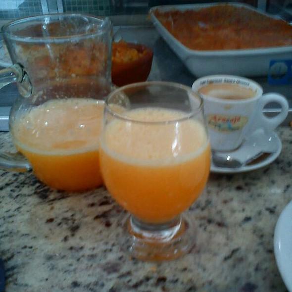 Suco de Laranja @ Padaria Aracaju