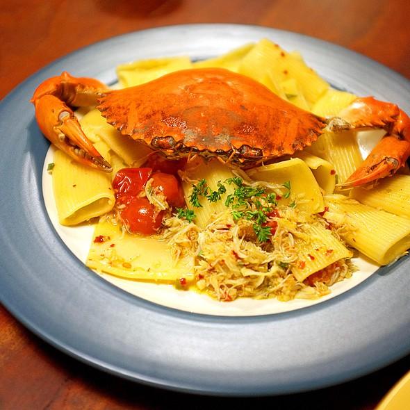 Crab Pasta @ Convivium