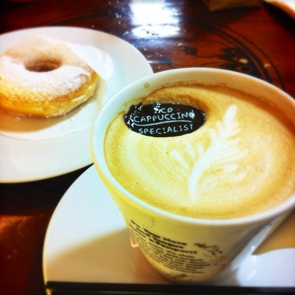 jco donuts and coffee