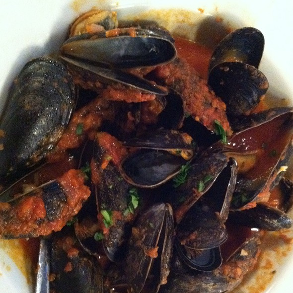 Steamed PEI Mussels With Tarragon - Doc Magrogan's Oyster House - West Chester, West Chester, PA