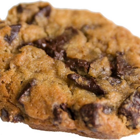 chocolate chip cookie @ Pret A Manger