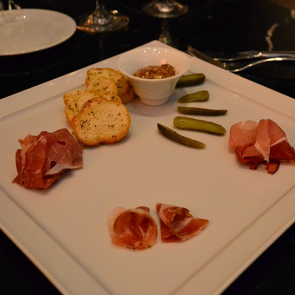 Charcouterie Platter - Amuse at The Virginia Museum of Fine Arts, Richmond, VA
