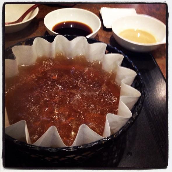 Pork Set Shabu Shabu @ Mifune Restaurant