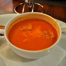 Tomato Soup - Cafeteria Boston, Boston, MA
