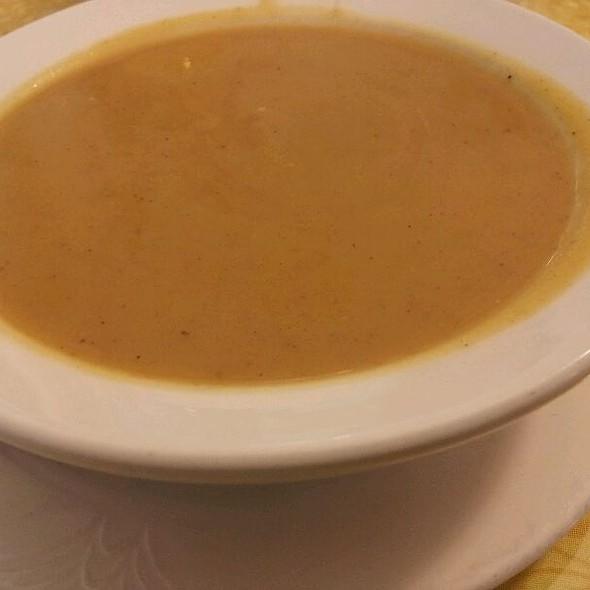 Butternut Squash Coconut Soup @ Jyoti Bihanga