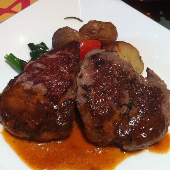 Grilled Tenderloin @ Annie's Italian Taste