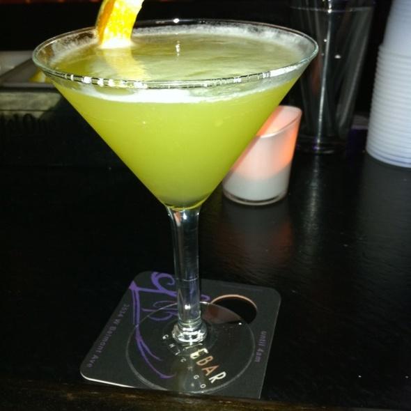 Lychee Martini @ Late Bar