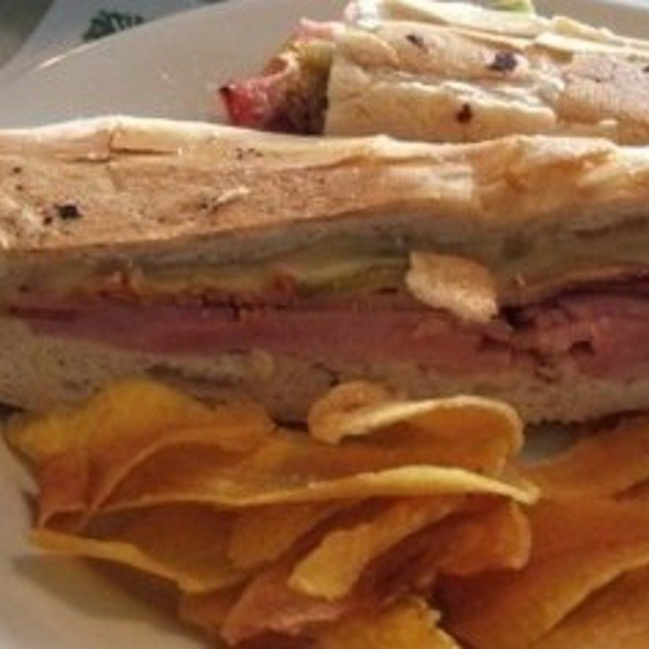 Cuban Sandwich @ Versailles Restaurant