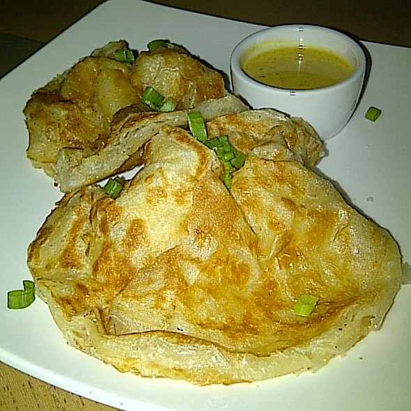 Roti Prata @ Straits Houston City Center