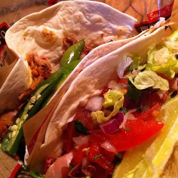 Barbecue Tacos @ Jim 'N Nick's Bar-B-Q