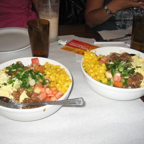 Bagoong Rice @ Tribu Grill