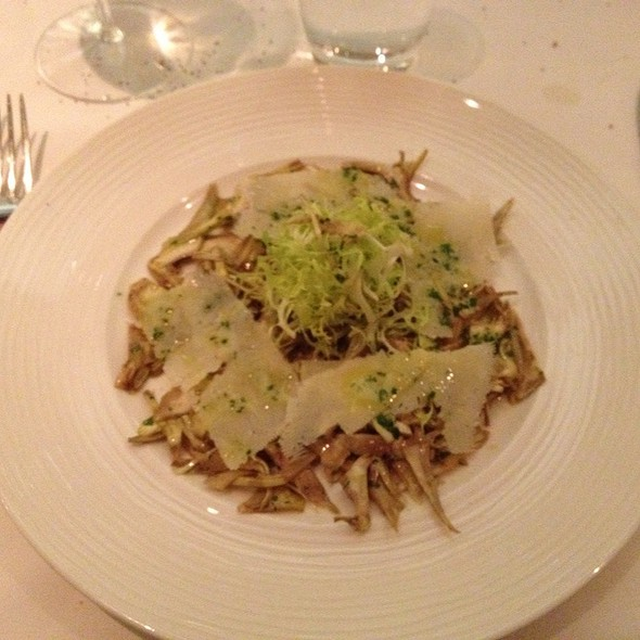 Artichoke Salad @ 11 Park Walk