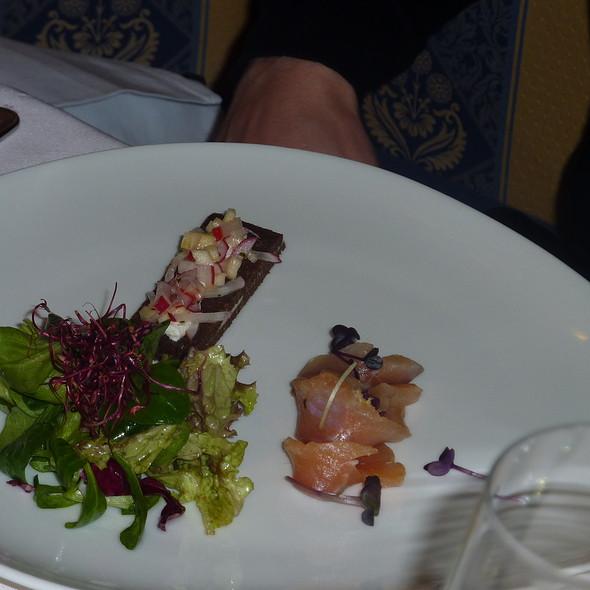 starter @ Hotel Restaurant Café Krainer - Vinothek
