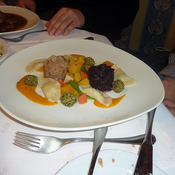 vegtables @ Hotel Restaurant Café Krainer - Vinothek