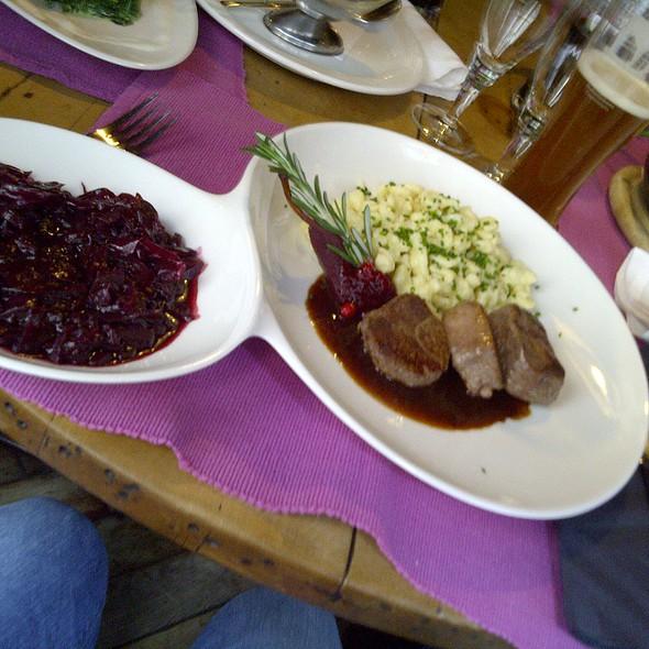Wilderer Teller @ Altstadt Genusshotel Auracher Löchl