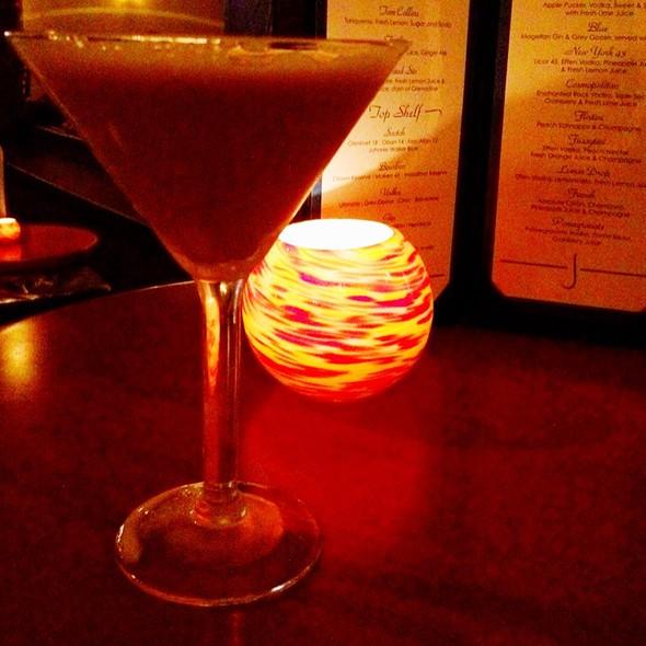 Chocolate Martini @ Cafe J