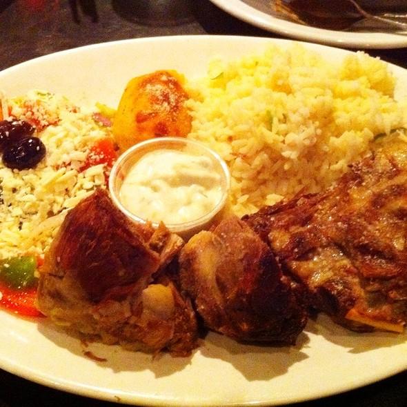 Roast Lamb @ Best Neighbours Restaurant & Pizza House The