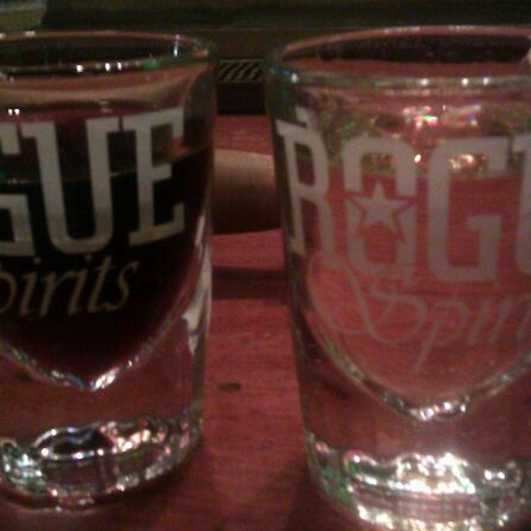 Root Beer And Hazelnut Spiced Rum @ Rouge