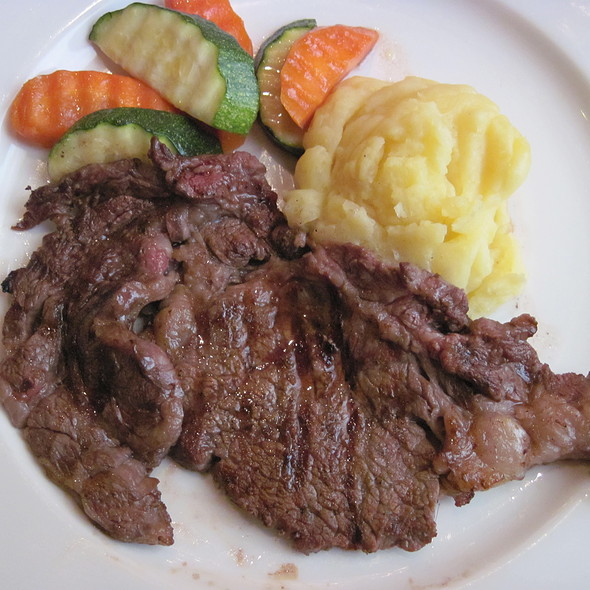 Angus Steak @ Melo's, The Home of Certified Angus Beef