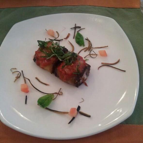 Eggplant Rollatini @ Paolo de Maria