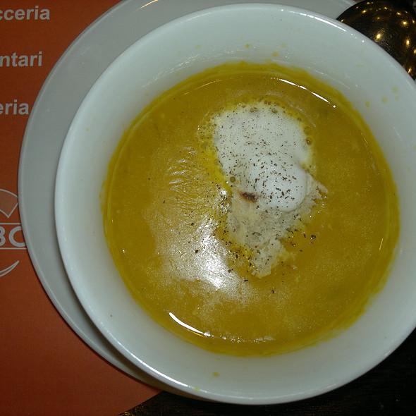 pumpkin soup @ Cibo