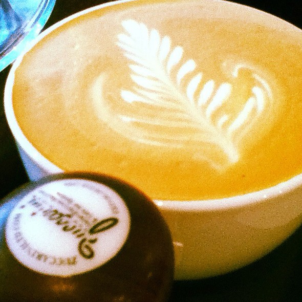 Cafe Latte @ The Bean