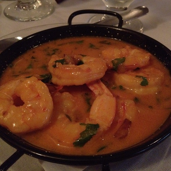 Gambas Mozambique - España Restaurant of Amelia Island, Fernandina Beach, FL