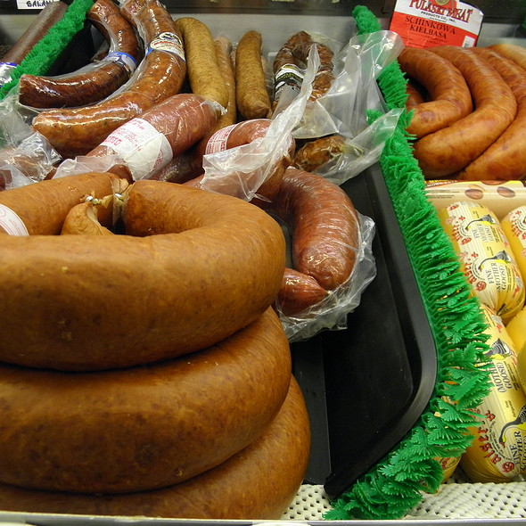 Assorted Kielbasa