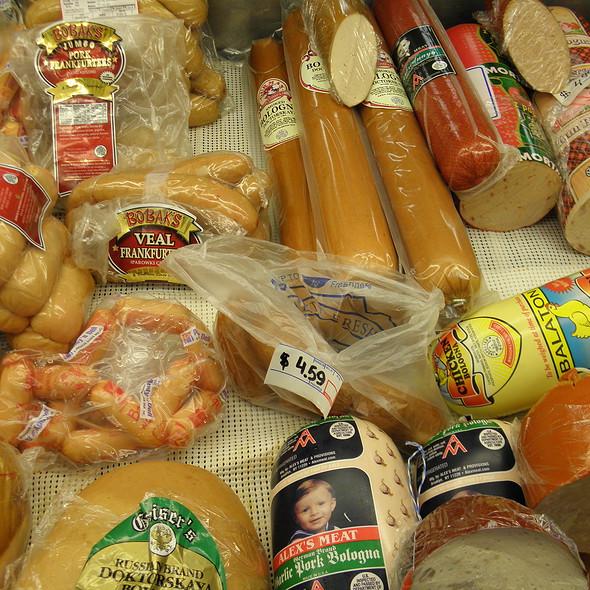 Assorted Bologna and Frankfurters