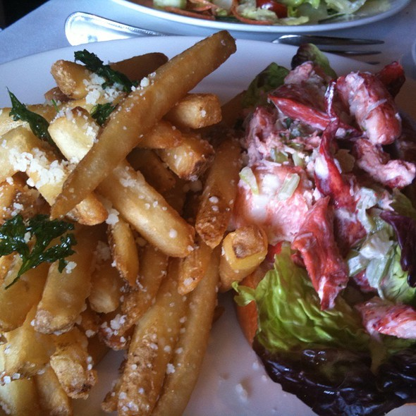The Capital Grille - Lobster Roll (Sandwich) - Foodspotting
