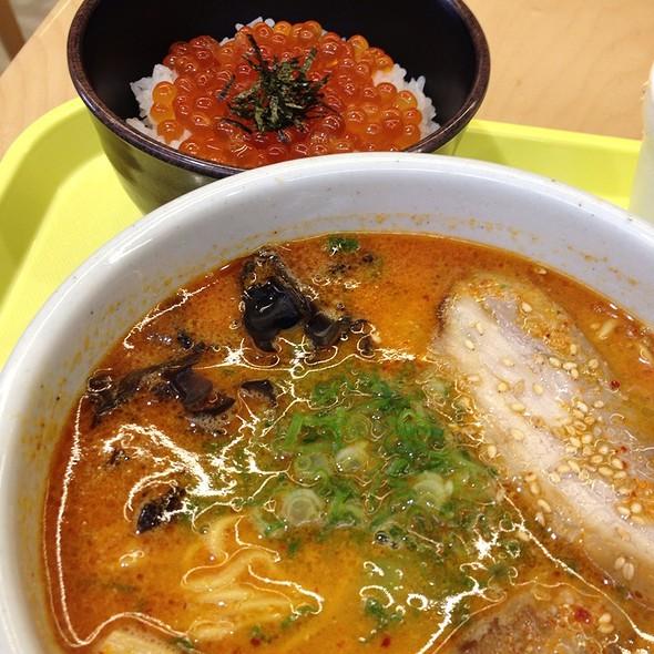 Spicy Miso Ramen @ Santouka