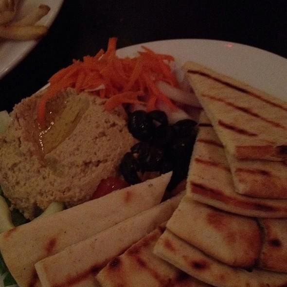 House-made Hummus @ Hotel Utah Saloon