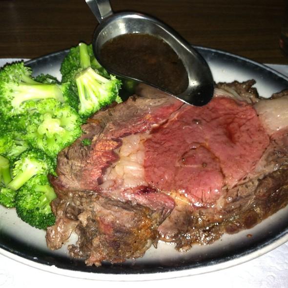 Prime Rib - The Top Steak House, Columbus, OH