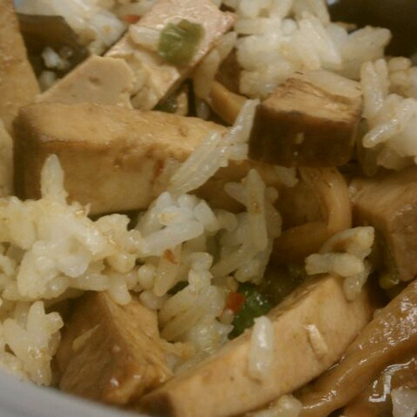 Garlic Sauce Tofu @ Han Dynasty Of Philadelphia