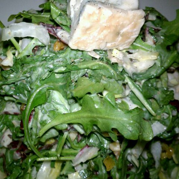 Pear Gorgonzola Salad - Panevino Restaurant, Las Vegas, NV