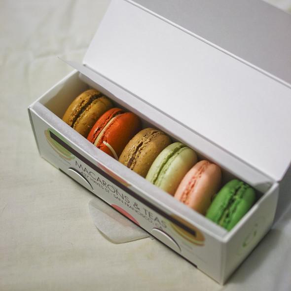 Macarons @ Chantal Guillon