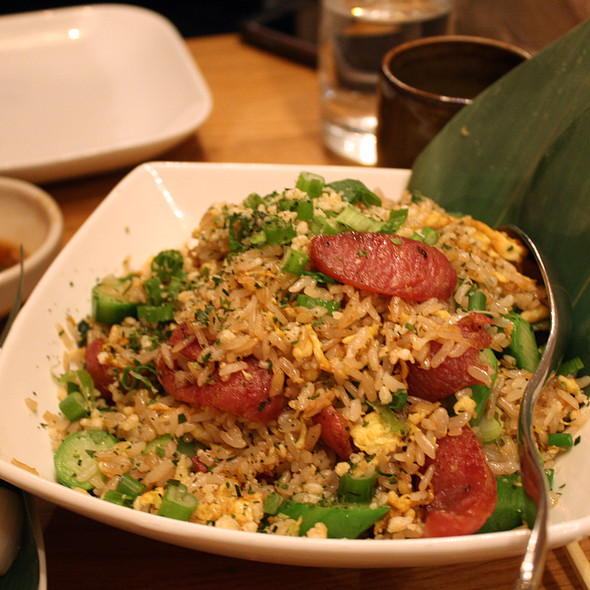 Fried Rice @ RedFarm