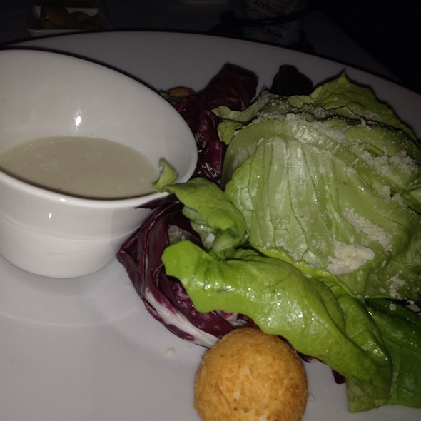 Ceaser Salad - Bricco, Boston, MA