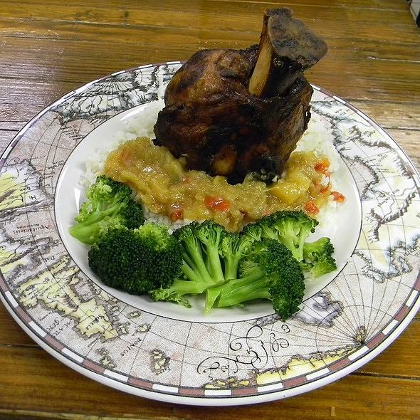 Pork Shank Bora Bora @ Bali Hai