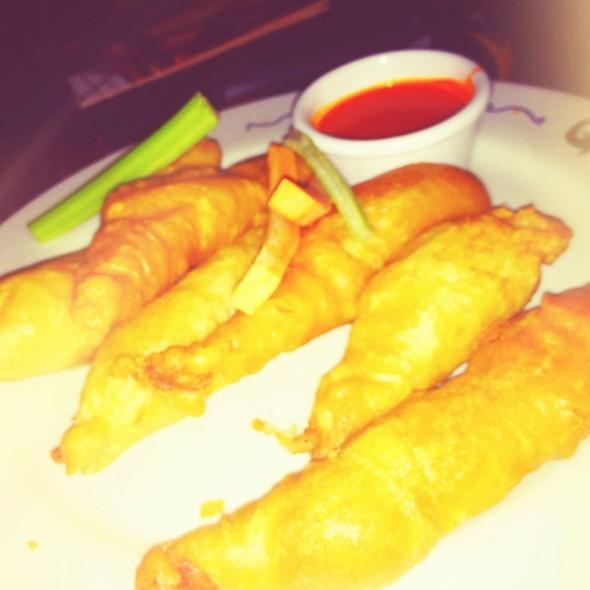 Chicken Fingers @ Beerfacrory
