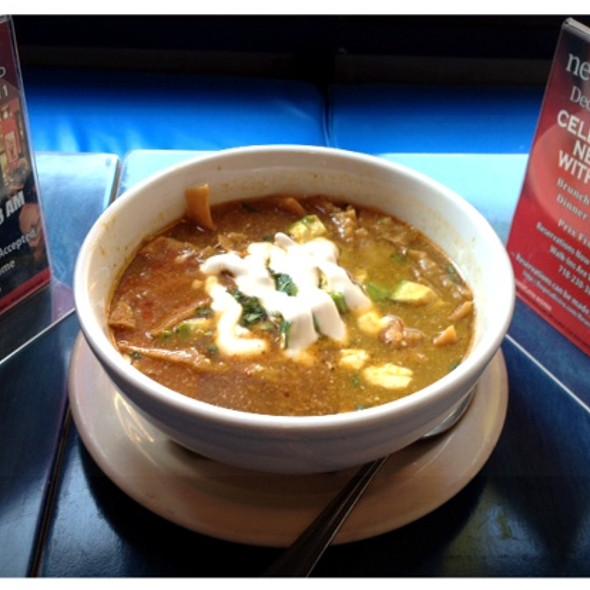 Tortilla Soup @ Bogota Latin Bistro