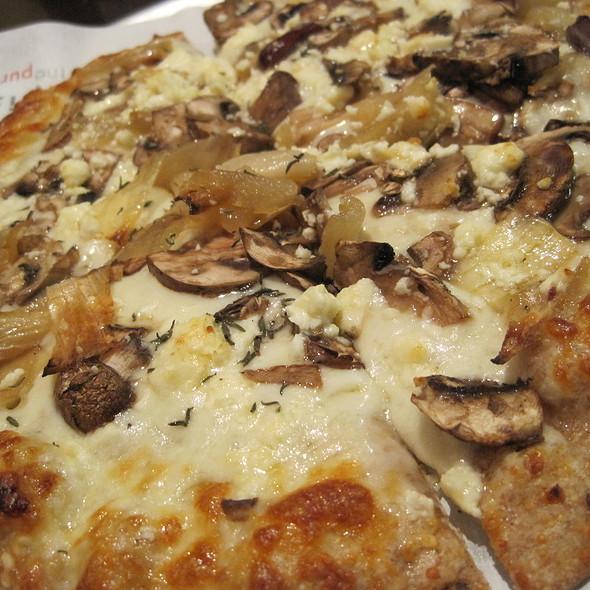 Tuscan Pizza @ zpizza
