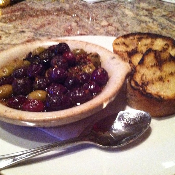 Oven Roasted Olives - Pizzeria Orso, Falls Church, VA