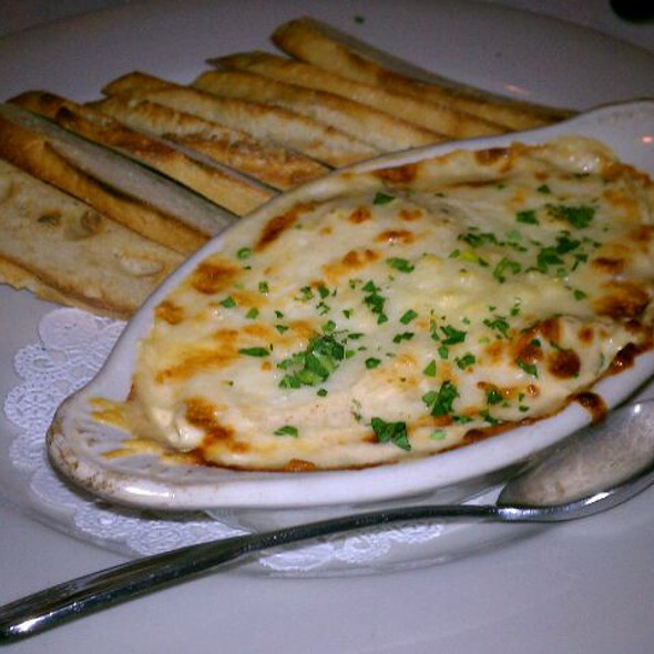 Low Country Crab Dip - Dressler's Restaurant - Birkdale Village, Huntersville, NC