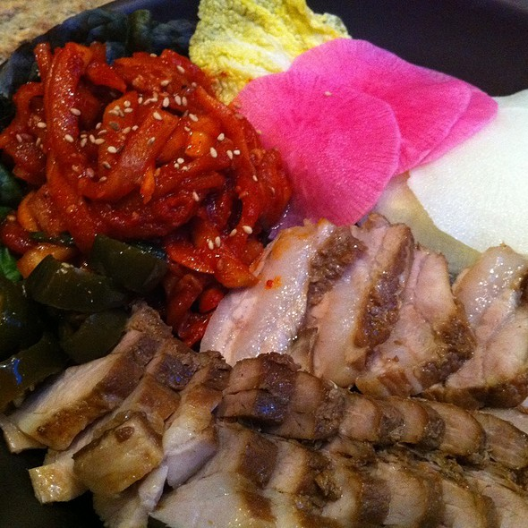 roast pork @ Jang Su Jang