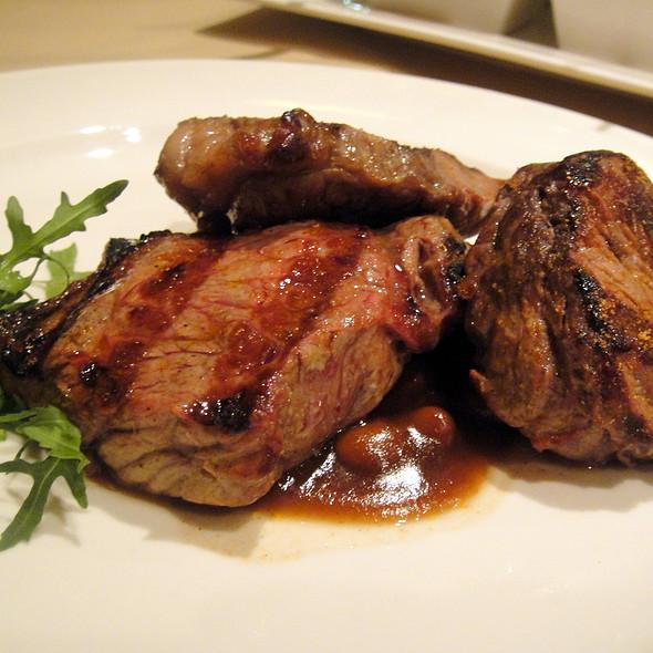 Water Buffel Mixed Grill @ Restaurant Steakhouse De IJsherberg