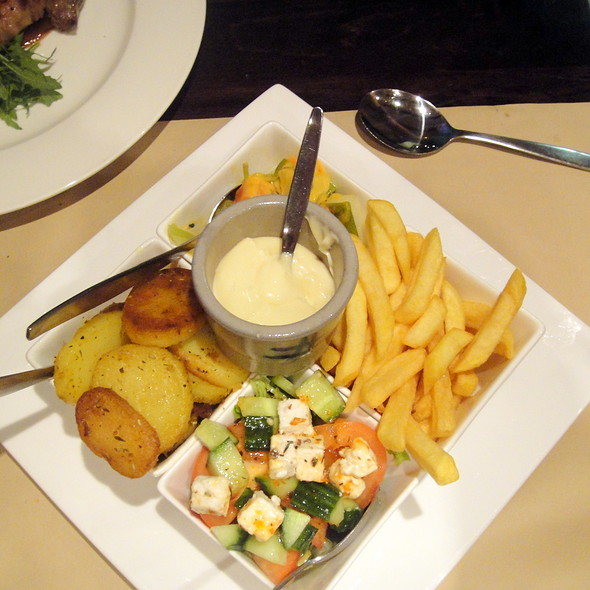 Side Dishes @ Restaurant Steakhouse De IJsherberg