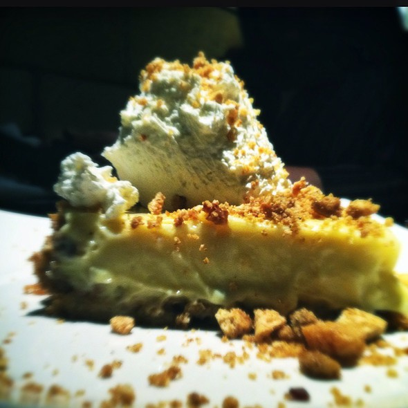 Key Lime Pie @ J Alexander's