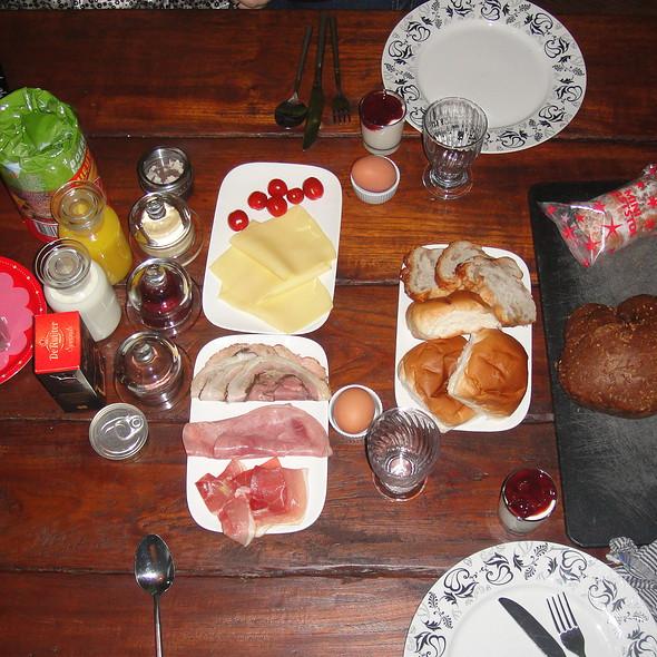 Ontbijt B&B Binneninn